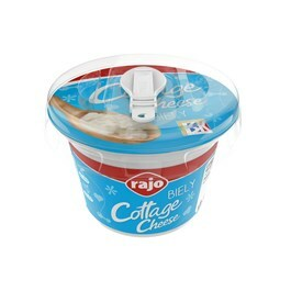 Cottage cheese biely 180g/6ks RAJO