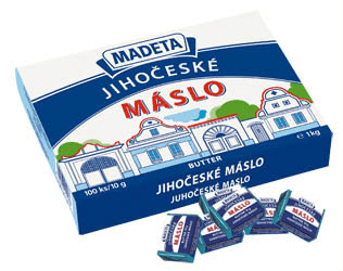Maslo mini 82% 10g/100ks MADETA
