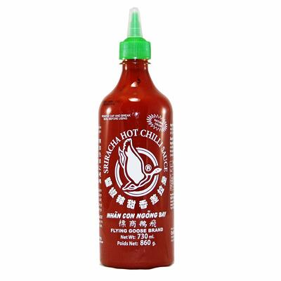 Chilli omáčka Hot Sriracha 730ml
